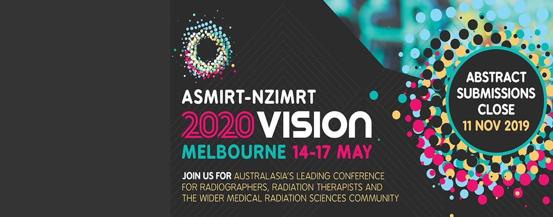 ASMIRT-NZIMRT JOINT CONFERENCE – 2020 VISION